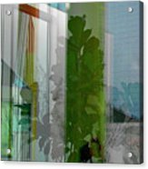 Subtle Reflections Acrylic Print