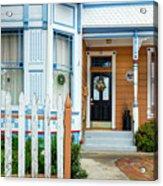 Suburban House Hayward California 9 Acrylic Print