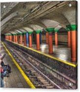 Subway Acrylic Print