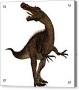 Suchimimus Profile Acrylic Print