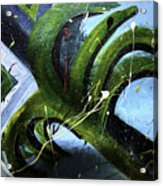 Sudden Storm Acrylic Print