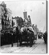 Suffrage Parade, 1913 Acrylic Print