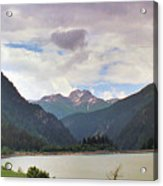 Sufnersee View Acrylic Print