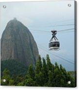 Sugar Loaf Mtn Brazil Acrylic Print