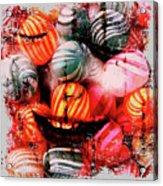 Sugar Me Baby Acrylic Print