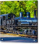 Sugar Pine Railway Train Acrylic Print