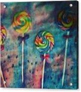 Sugar Rush  Acrylic Print