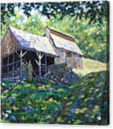 Sugar Shack In July Acrylic Print
