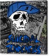 Suicidal Tendencies Acrylic Print