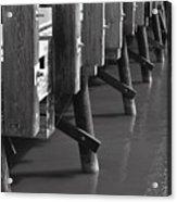 Suicide Bridge  Acrylic Print