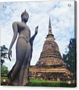 Sukhothai Historical Park Acrylic Print