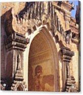 Sulamani Temple Acrylic Print