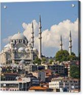 Suleymaniye Camii Acrylic Print