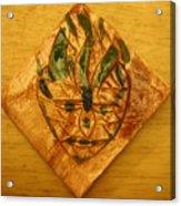 Sullen - Tile Acrylic Print