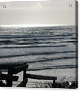 Sullen Seas Acrylic Print