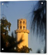 Sulphur Springs Tower Acrylic Print