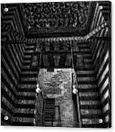 Sultan Hassan Entrance Acrylic Print
