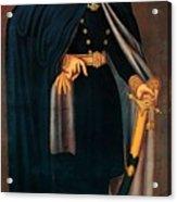 Sultan Mahmud II Acrylic Print