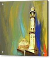 Sultan Qaboos Grand Mosque 681 1 Acrylic Print