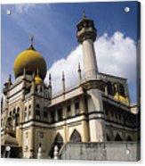 Sultan's Palace In Kuala Lumpar Acrylic Print