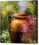 Summer - Landscape - The Urn Acrylic Print