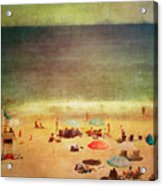 Summer At The Cape Iv Acrylic Print