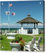 Summer At The Shore Acrylic Print