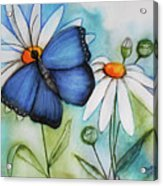 Summer Blue Acrylic Print