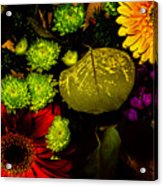 Summer Boquet Acrylic Print