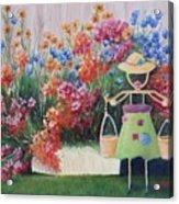 Summer Bounty Acrylic Print