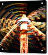 Summer Carnival Fantasia Acrylic Print