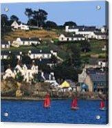 Summer Cove, Kinsale, Co Cork, Ireland Acrylic Print