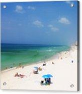 Summer Day In Florida Acrylic Print