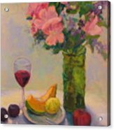 Summer Delights Acrylic Print