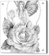 Summer Faerie - The Season Faeries Acrylic Print