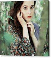 Summer Forest Acrylic Print