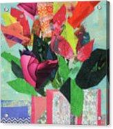Summer Frolic Acrylic Print