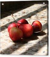 Summer Fruit Acrylic Print