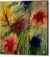 Summer In Bloom Acrylic Print