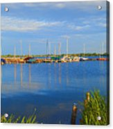 Summer In Holland-3 Acrylic Print