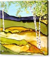 Summer Landscape I Acrylic Print