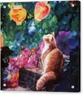 Summer Magic Acrylic Print