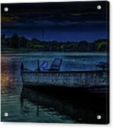 Summer Nights  Acrylic Print