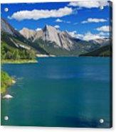 Summer On Medicine Lake Acrylic Print