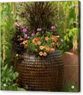 Summer Pot Acrylic Print