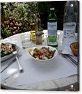 Summer Salad Acrylic Print