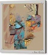 Summer Slumber 1 Acrylic Print