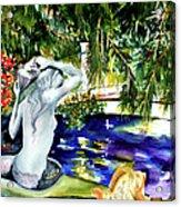 Summer Splendor Acrylic Print