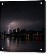 Summer Storm Acrylic Print