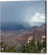 Summer Storm North Rim Grand Canyon National Park Arizona Acrylic Print